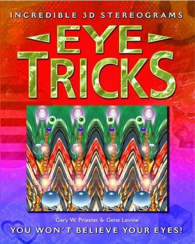 9781841932682: Eye Tricks: Incredible 3D Stereograms