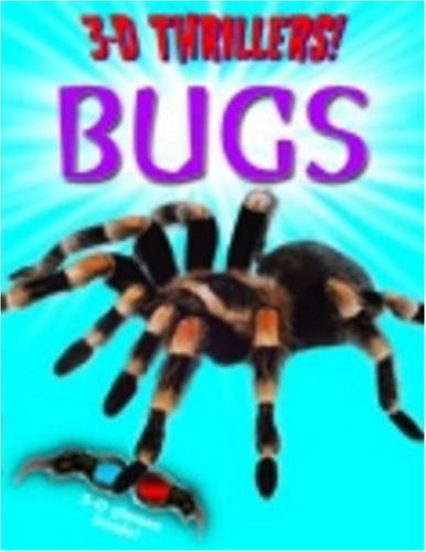 9781841932972: Bugs (3D Thrillers)