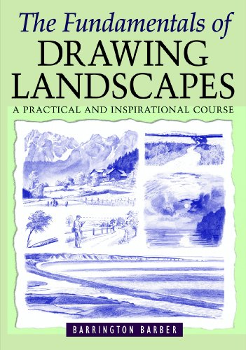 9781841933207: The Fundamentals of Drawing Landscapes