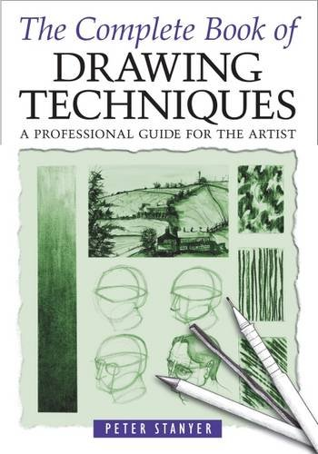 9781841933238: The Complete Book of Drawing Techniques