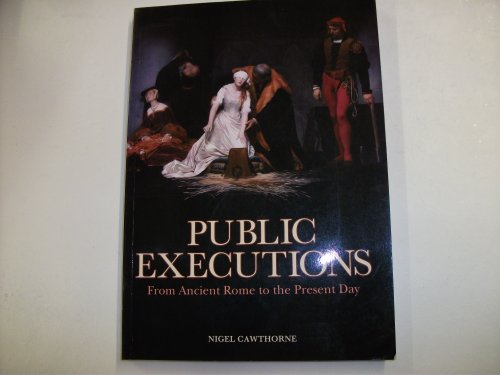 9781841934174: PUBLIC EXECUTIONS.