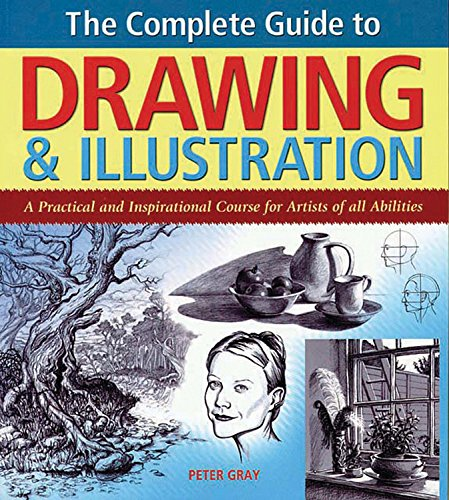 9781841934341: The Complete Book of Drawing and Illustration