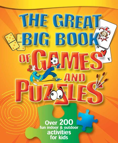 9781841934679: The Great Big Book of Games and Puzzles