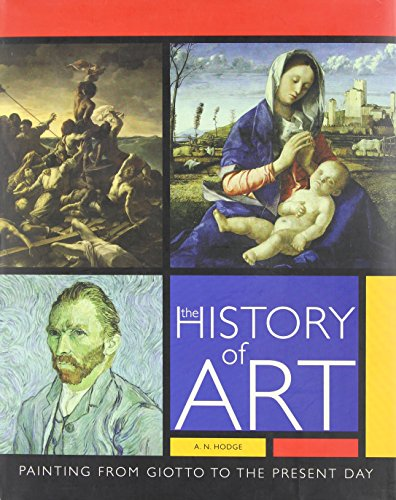 The HISTORY OF ART.: A N Hodge