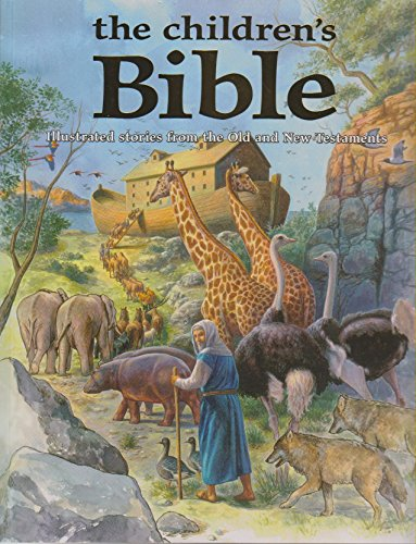 9781841936390: Children's Bible: Illustrated Stories from the Old and New Testaments