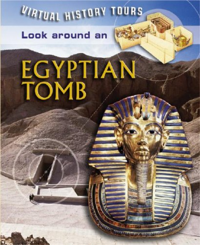 9781841937199: Look Around an Egyptian Tomb (Virtual History Tours)