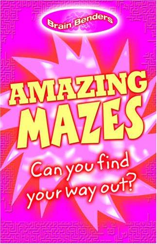 9781841937755: Amazing Mazes