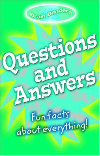 9781841937809: Brainbenders: Knock Knock Jokes: Questions