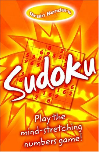 9781841937816: Brainbenders: Spot the Difference: Sudoku