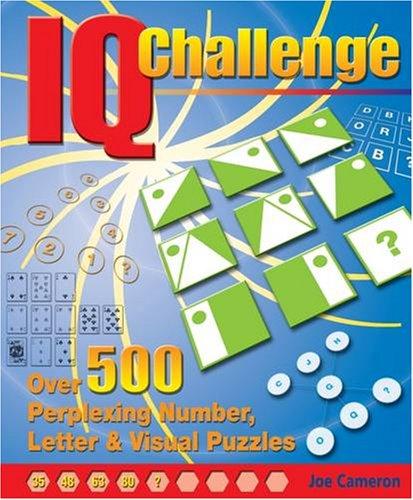 9781841938172: IQ Challenge