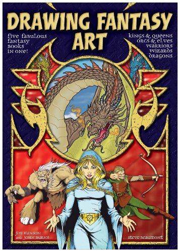 Drawing Fantasy Art: Hanson, James M.,