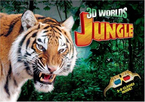 3d Worlds Jungle: Harrison, Paul