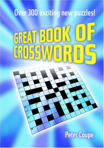 Great Book of Crosswords: ARCTURUS PUBLISHING