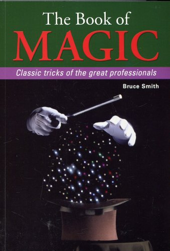 9781841939117: The Book of Magic: Classic Tricks of the Great Professionals