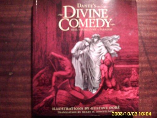 DANTE'S DIVINE COMEDY.: DANTE ALIGHIERI.