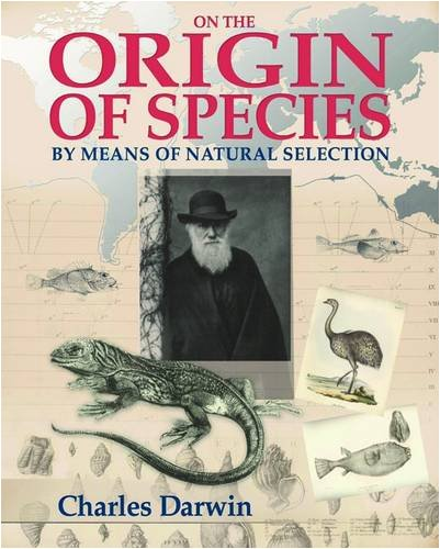 Image result for the origin of species charles darwin