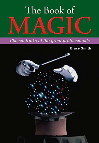 9781841939971: The Book of Magic: Classic Tricks of the Great Professionals
