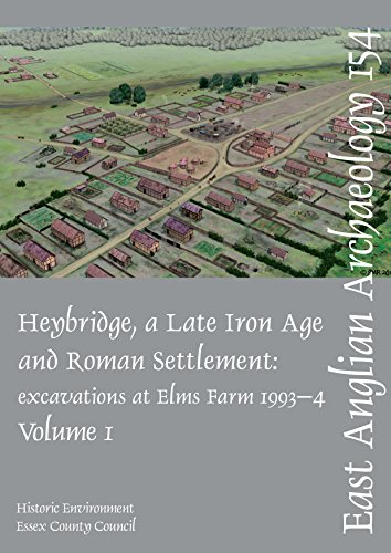 Heybridge: A Late Iron Age and Roman Settlement: Volume 1: Excavations at Elms Farm 1993-5: ...