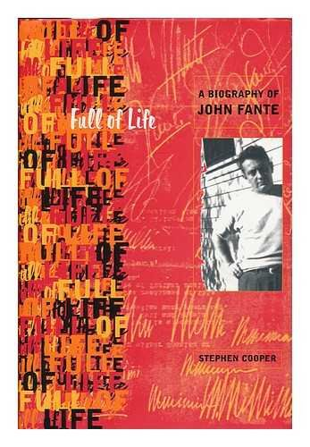 9781841950228: Full of Life: A Biography of John Fante (