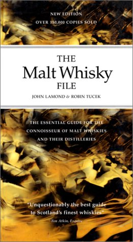9781841950723: The Malt Whisky File 3 Ed: The Connoisseur's Guide to Malt Whiskies and Their Distilleries