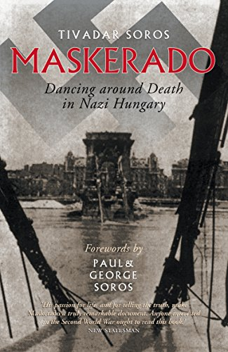 9781841951805: Maskerado: Dancing Around Death In Nazi Hungary