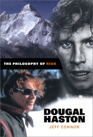 9781841952154: Dougal Haston: The Philosophy of Risk