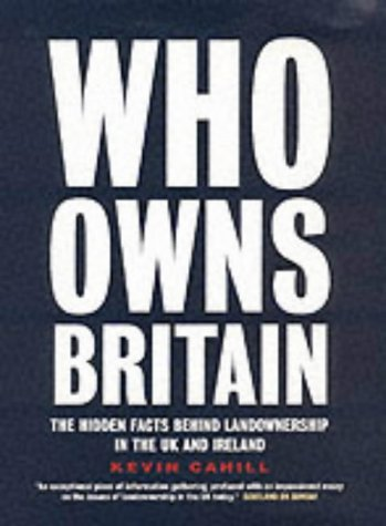 9781841953106: Who Owns Britain