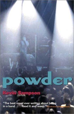 9781841953717: Powder - A Rock n Roll Novel