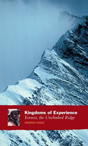 9781841953762: Kingdoms Of Experience: Everest, the Unclimbed Ridge