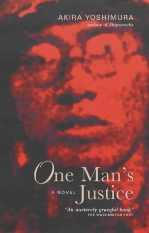 9781841953847: One Man's Justice