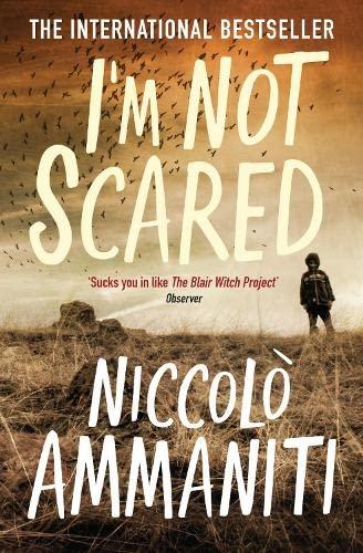 im not scared by niccol ammaniti essay