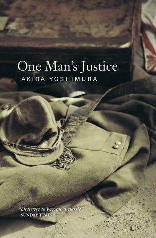 9781841954790: One Man's Justice