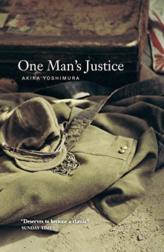 One Man's Justice (1841954799) by Akira Yoshimura