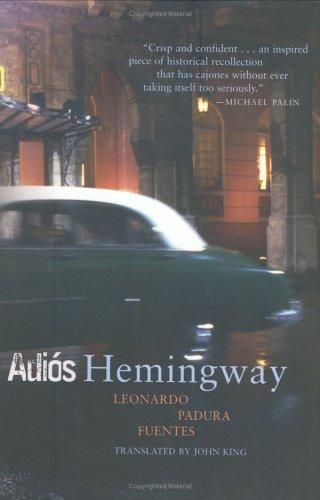 9781841956428: Adios Hemingway