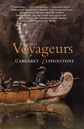 9781841956435: Voyageurs: A Novel