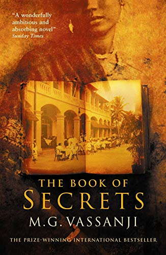 The Book of Secrets (1841956864) by M.G. VASSANJI