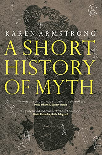 9781841957036: A Short History Of Myth (Myths) (Volume 1-4)