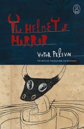9781841957050: The Helmet of Horror: The Myth of Theseus and the Minotaur (Myths)