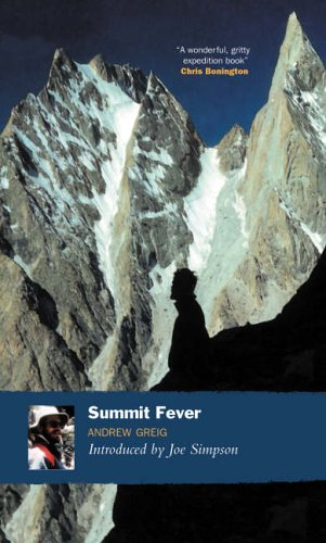 9781841957135: Summit Fever