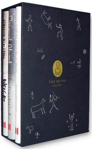 9781841957333: The Myths: Volume I-III
