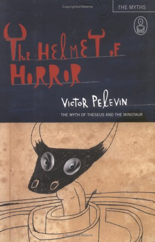 9781841957609: The Helmet of Horror: The Myth of Theseus and the Minotaur