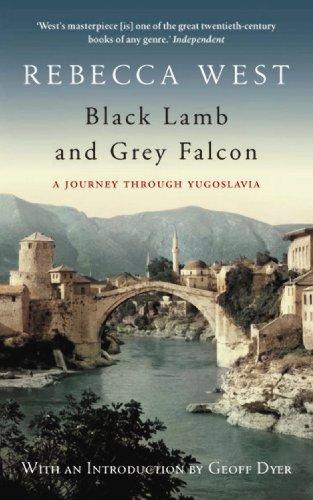 9781841957876: Black Lamb and Grey Falcon