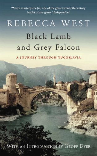 9781841957876: Black Lamb and Grey Falcon