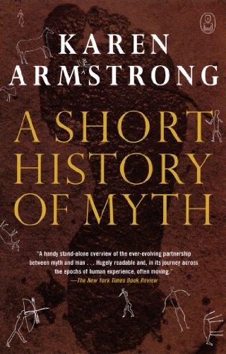 A Short History of Myth: Armstrong, Karen