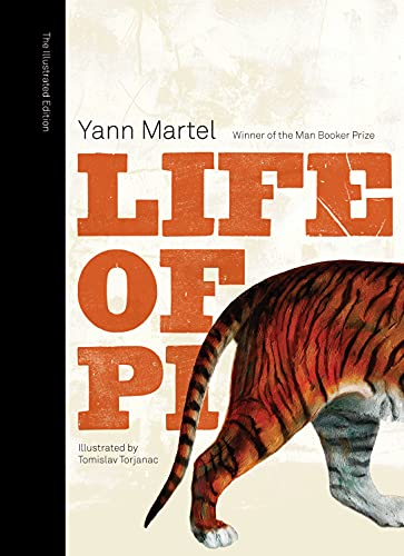 Life of Pi: The Illustrated Edition-DOUBLE SIGNED: Yann Martel