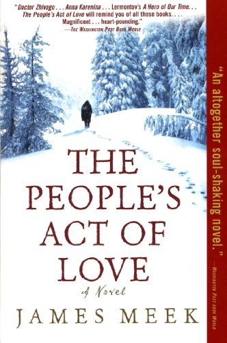 9781841958774: The People's Act of Love: A Novel