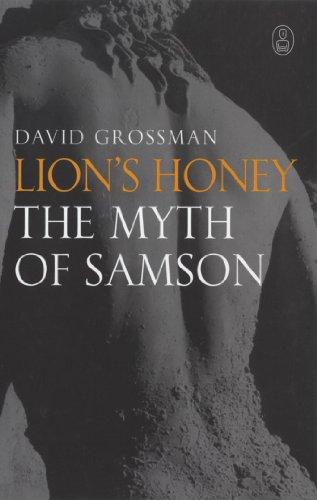 9781841959139: Lion's Honey: The Myth of Samson