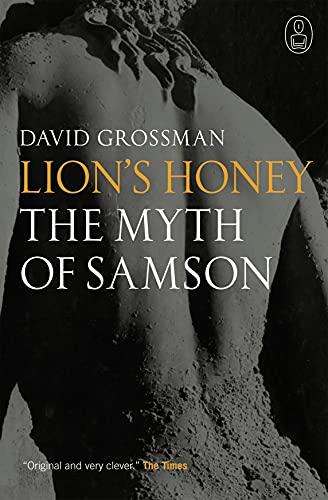 9781841959238: Lion's Honey: The Myth of Samson (Myths)