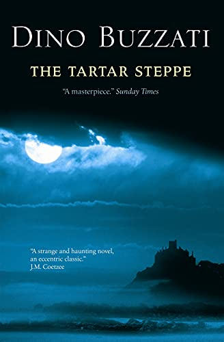 The Tartar Steppe (1841959286) by Dino Buzzati