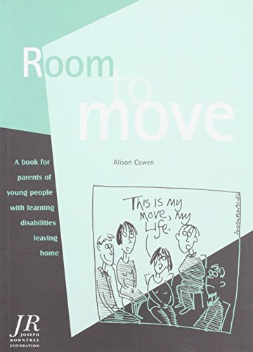 9781841960098: Room to Move: Book for Parents of Young People with Learning Disabilities Leaving Home